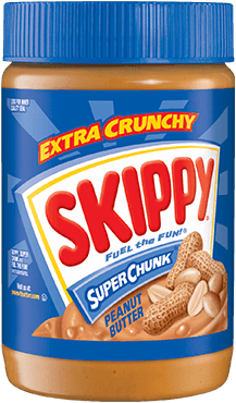 SKIPPY® Extra Crunch Super Chunk Peanut Butter