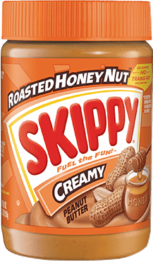 SKIPPY® Roasted Honey Nut Creamy Peanut Butter